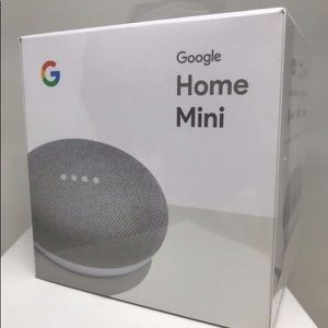 Google Home Mini in Chalk/White